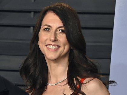 MacKenzie Bezos, ex esposa de Jeff y copropietaria de Amazon