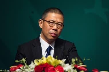 Zhong Shanshan es considerado actualmente el hombre más rico de China.  Crédito: The Independent