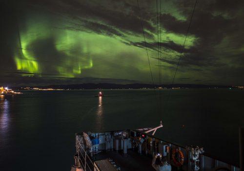 Arktis er et sted for ekstraordinært internasjonalt samarbeid.  Kan det fortsette?
