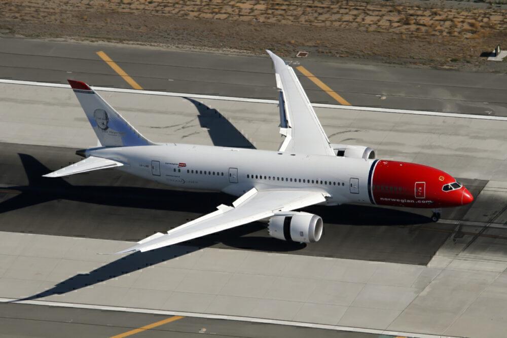 Norwegian selger to 787-er til Neos Air